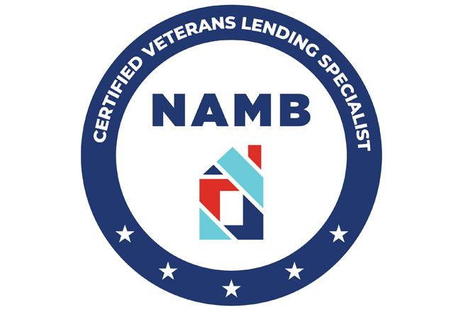 Certified Veterans Lending Specialist